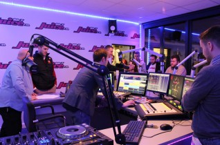 JuiceFM Launch Night
