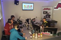 Vit Hit @ Juice FM Studio 25/01/2017