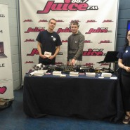Juice FM student welcome day 2