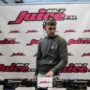 Juice FM student welcome day 3