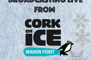 Juice FM  Outside Broadcast @ Cork On Ice 18