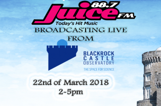 Juice FM Outside Broadcast @ Blackrock Castle